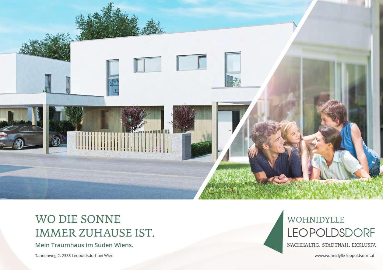 Wohnidylle Leopoldsdorf